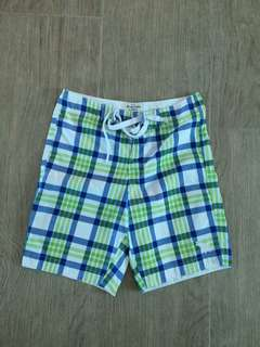 Authentic Abercrombie Plaid Shorts, S
