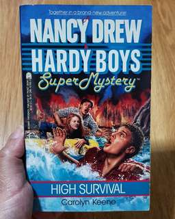 Nancy Drew and Hardy Boys Super Mystery: High Survival