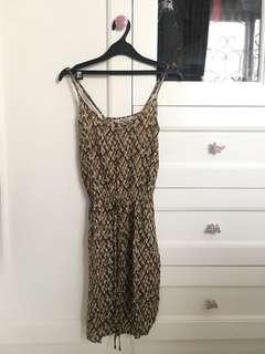 Body & Soul Pattern Dress