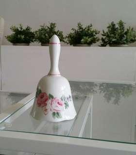 Decorative Porcelain Bell