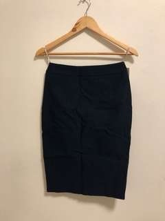 Forecast Navy Grace Skirt BNWT