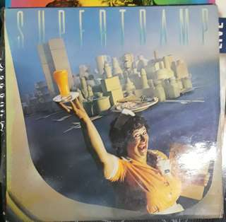 LP Record Vinyl Supertramp - Breakfast in America VG++/NM