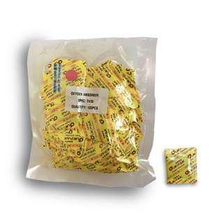 80 packs Oxygen Absorber 50 CC