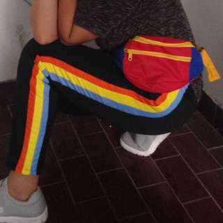 #MAUIPHONEX RAINBOW PANTS