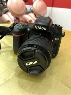 Nikon D610 FREE Nikkor AF-S 35mm