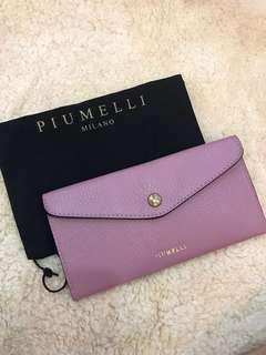 Original Piumelli Women soft leather purse