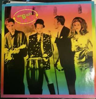LP Record Vinyl B-52s - Cosmic Thing VG++/NM