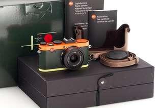 Leica Limited Paul Smith X2