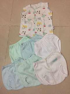 Take all kutung + celana pop
