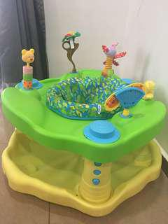 ❗️REDUCED❗️Evenflo Exersaucer Bounce n Play