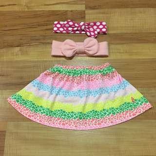 Hush Puppies Skirt