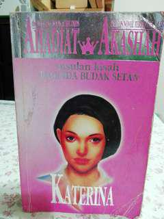 KATERINA by Ahadiat Akashah