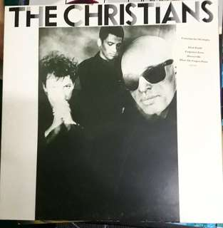 LP Record Vinyl The Christians VG+/NM