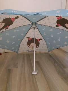 Monchhichi Umbrella & Glass
