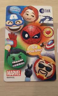 💥Marvel💥 Ezlink Card                                               💖 Brand New with $5 Stored Value in the Card💖                                                                                    💙FREE MAILING💙