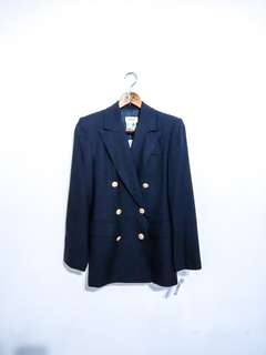 🚚 Talbots 純羊毛雙排扣外套 大衣