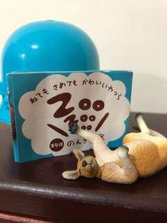 🚚 ZOO 睡眠動物園 第四彈 扭蛋 袋鼠