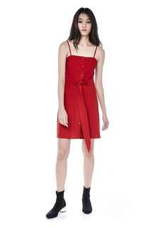 TEM the editor's market karina button down dress