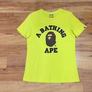 A Bathing Ape Ladies T Shirt