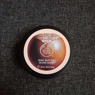 Auth THE BODY SHOP Shea Body Butter 50ml