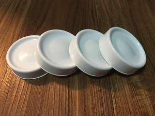 Tommee Tippee Storage Lids 4 pieces