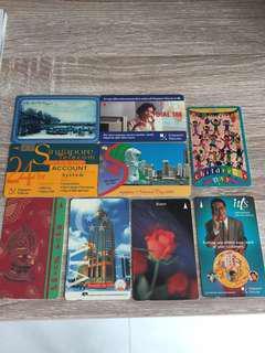 Singapore phone cards