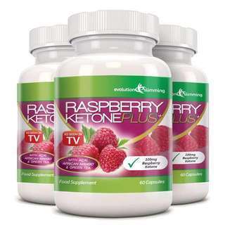🚚 #PayDay30 🇬🇧Made in UK🇬🇧🍒🍒BEST price. Renowed RASPBERRY KETONE PLUS, Burn fats at maximum level.  As advertised on Dr OZ Fox TV. SOLD OVER 1 MILLION WORLDWIDE