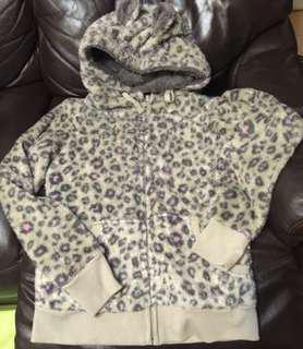 女裝豹紋外套