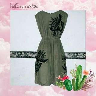 Armi Flower Dress