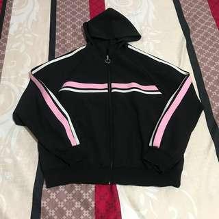 Zara Basic Jogger Bomber Jacket