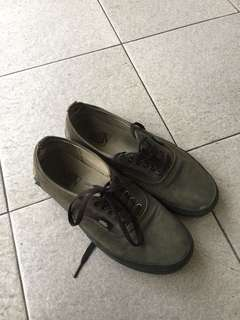 vans authentic allblack original HARGA NEGO!!