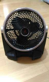 🚚 勳風10吋360度循環電風扇