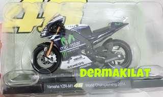 Valentino Rossi World Champion 2014