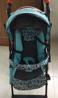 Capella Stroller - preloved