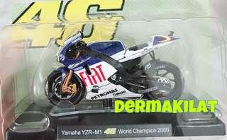 Valentino Rossi World Champion 2009