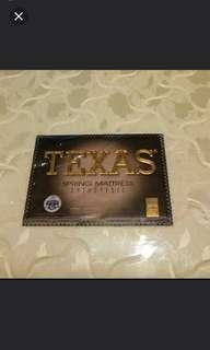 Maxcoil Texas Single Mattress