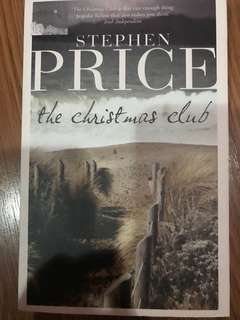 The Christmas Club (Stephen Price)