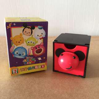 【全新】Disney TSUM TSUM x 7-Eleven 百變組合 Box