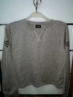 Hi Style grey top
