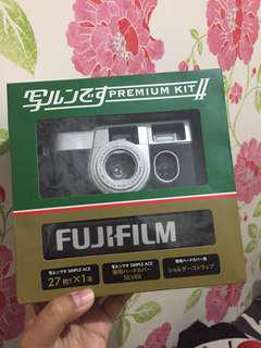 Fujifilm premium kit ii terbaru (ori from japan)