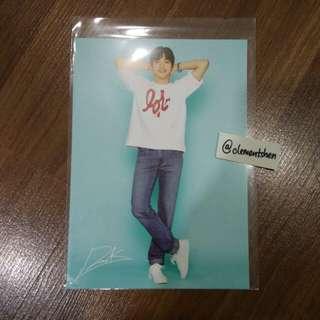 [RARE] Wanna One Summer Pop-up Store Postcard Kang Daniel