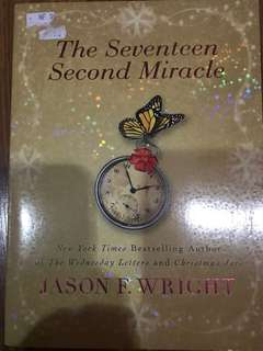The Seventeen Second Miracle (Jason F Wright)