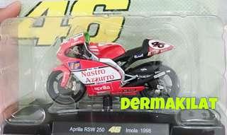 Valentino Rossi Imola 1998