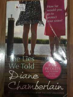 The Lies We Told (Diana Chamberlain)