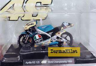 Valentino Rossi World Champion 1996