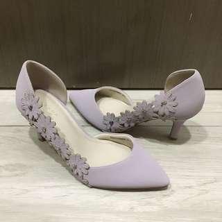 🈹Randa淺紫色高跟鞋🈹(著過1次)