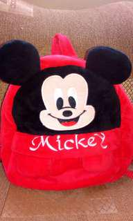 Mickey red bag