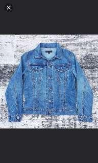 Uniglo Denim washed jacket