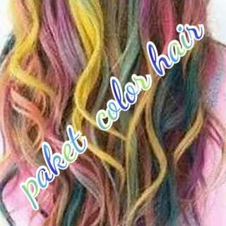 PAKET COLOR HAIR MENU