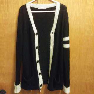 FARRAST VILLAGE cardigan 日本羊毛冷外套 冷衫